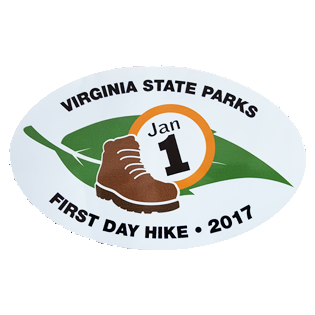 Virginia State Parks - 1st Day Hike 2017