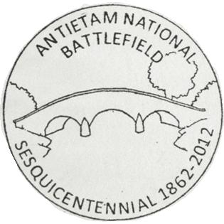 Antietam sesquicentennial stamp