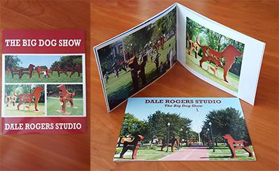 Big Dog Show brochures