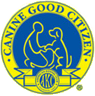 Canine Good Citizen emblem