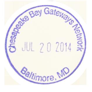 Chesapeake Bay Gateways Network
