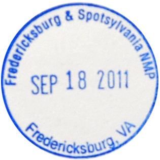 Fredericksburg & Spotslvania National Military Park