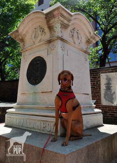 Poe's final resting place