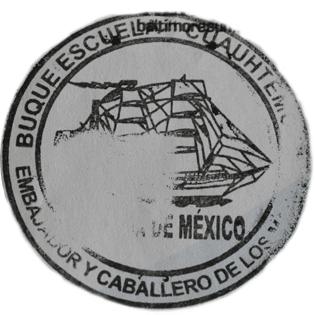 Sailabration 2012 - ARM Cuauhtemoc, Mexican Navy Tall Ship