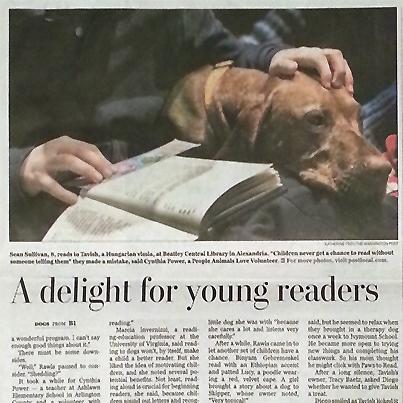 Susan Svrluga article - Washington Post, 12/28/12